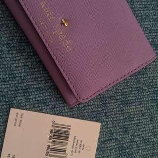 Kate Spade Wallet Mikaa Pond Ungu