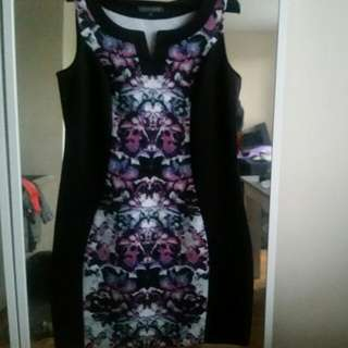 Plus Size Body Con Dress-size X