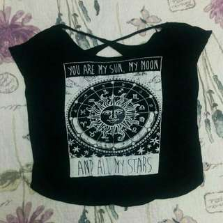 Urban Outfitters printed t shirt