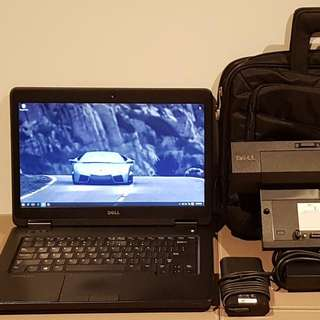 Dell Latitude i5 Business Laptop
