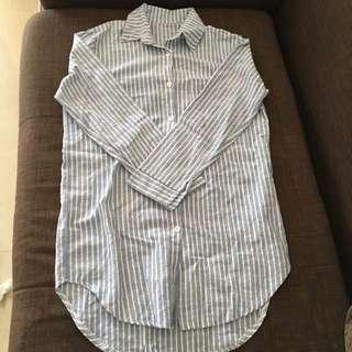 New Shirt Dress