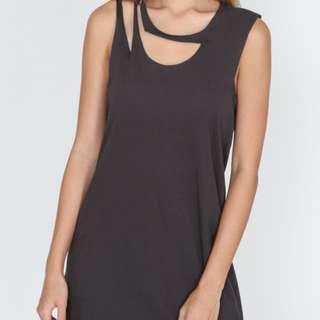 MDS Gaia Dress In Black