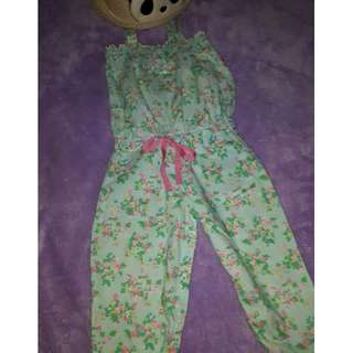 (REPRICED!!!) Gingersnaps jumpsuit