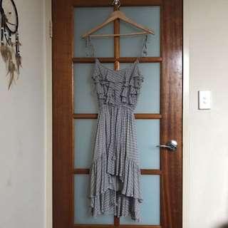 Amazing Designer Shakuhachi Dress Size 10
