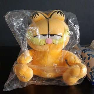 BNIP Garfield Soft Toy