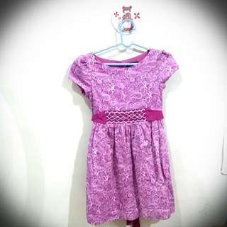 SALE!!!  AUTHENTIC Periwrinkle Dress