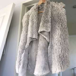 Faux Fur Filets