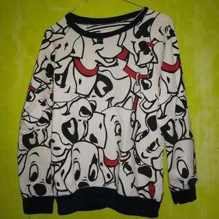 Sweater Katun Tebal