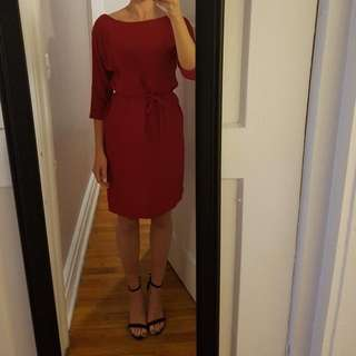 T Babaton Aritzia Dress Size M
