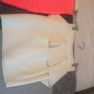 Three Skirts