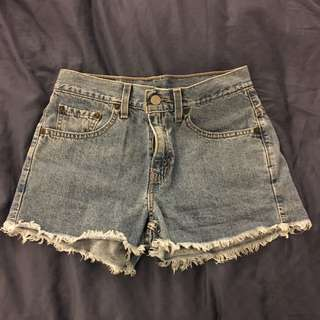 Vintage Levi Denim Jeans