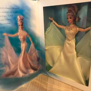 Classique Collection, Starlight Dance (TM) Barbie, Collector Edition