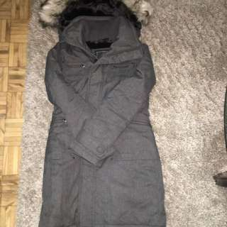 TNA Gray Winter Jacket