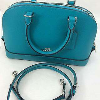 Coach Mini Sierra Dome Satchel