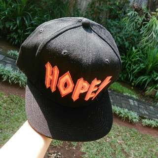 Snapback, Topi Distro High Quality Bordir