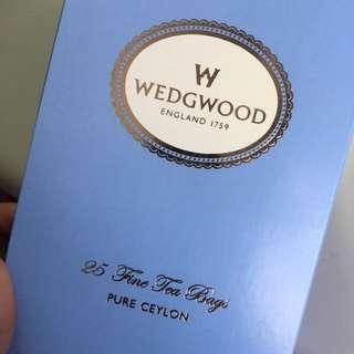 (贈)Wedgwood 原味錫蘭茶Ceylon