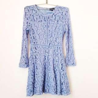 Zalora Lace Dress