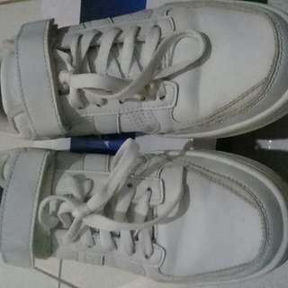 Repriced Original MKNY White Shoes