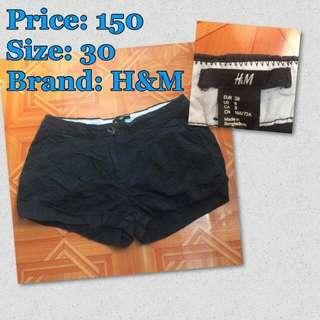 Original H&M Shorts