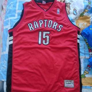 Mitchell And Ness Authentic Vince Carter Toronto Raptors Jersey