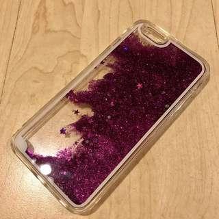 iPhone 6plus Floating Liquid Case