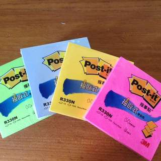 3M Post It Notes