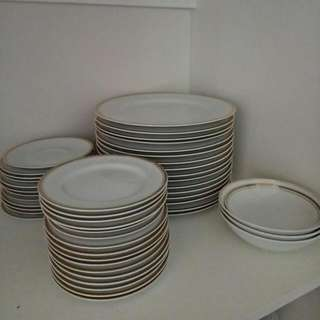 Multiple Dishes