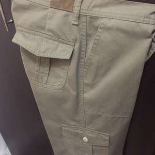 6-pocket Pants