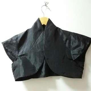 Formal Bolero Black