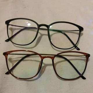 超有型復古眼鏡