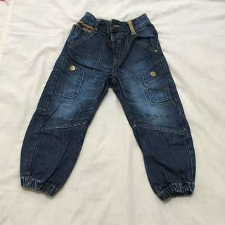 Boys 3-4yo Jogger Jeans