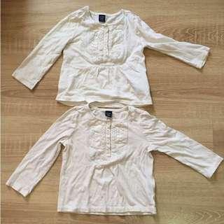 Authentic Baby Gap Girl Tshirt