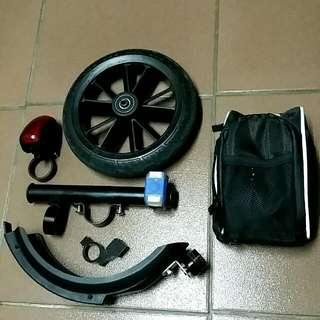 Electric scooter etwow parts