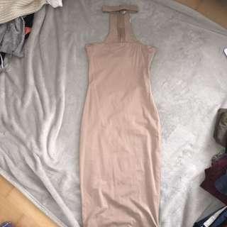 Nude Luvalot Dress