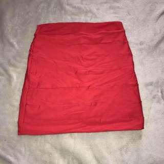 Kookai Panel Skirt