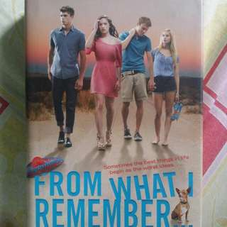 From What I Remember By Stacy Kramer And Valerie Thomas