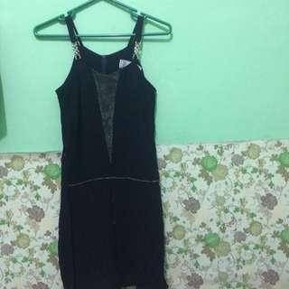Mini Dress SITAN Navy Blue