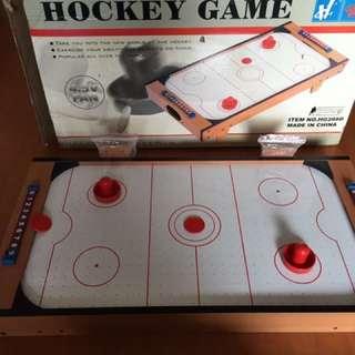 Mini Hockey Board Game