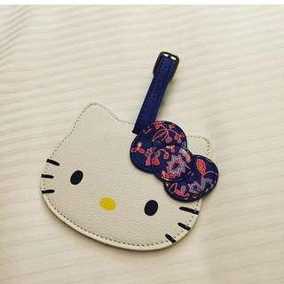 Hello Kitty Baggage Tag