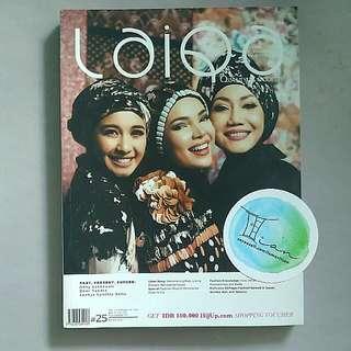 Laiqa Hijab Magazine