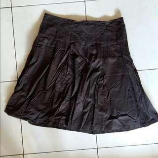 Esprit Skirt  Coklat