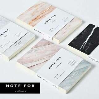 Etsy Inspired Notebooks