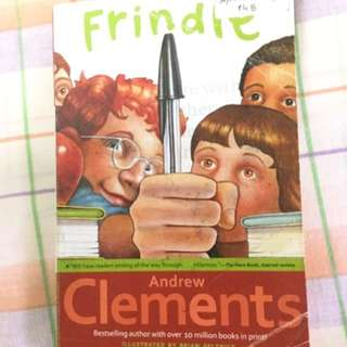 Andre Clements's Frindle