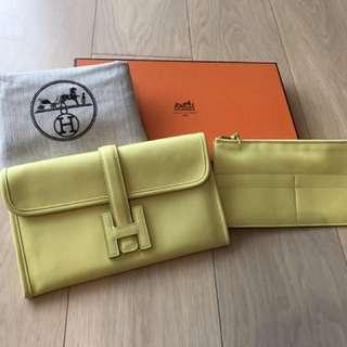 Hermes jige clutch/wallet
