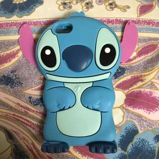 Softcase Stitch 3D Super Lembut For Iphone 6