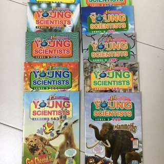 Young Scientists Level 3 (Issue 143-152)