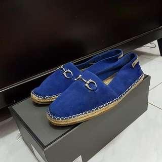 Pedro Slip On Shoes ( Sepatu ) Blue