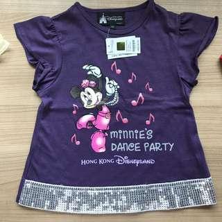 HK Disneyland Shirt