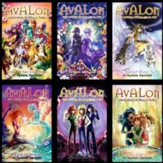 Looking For:  AVALON - Web Of Magic Books