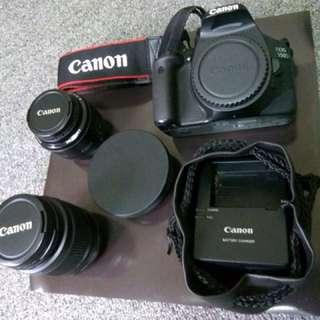 550D相機組